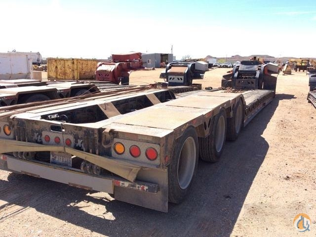 2005 XL Specialized XL110 Trailers XL SPECIALIZED XL110 Equipment Sales Inc. 18251 on CraneNetwork.com