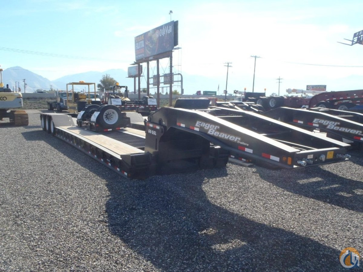 2015 EAGER BEAVER 60GSL4 Trailers EAGER BEAVER 60GSL4 Equipment Sales Inc. 18254 on CraneNetwork.com