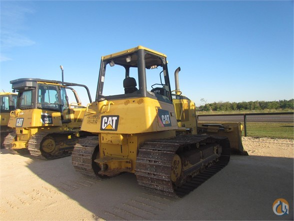2008 CATERPILLAR D6K LGP D00935 Crawler CATERPILLAR D6K LGP Lambert International LP 21643 on CraneNetwork.com