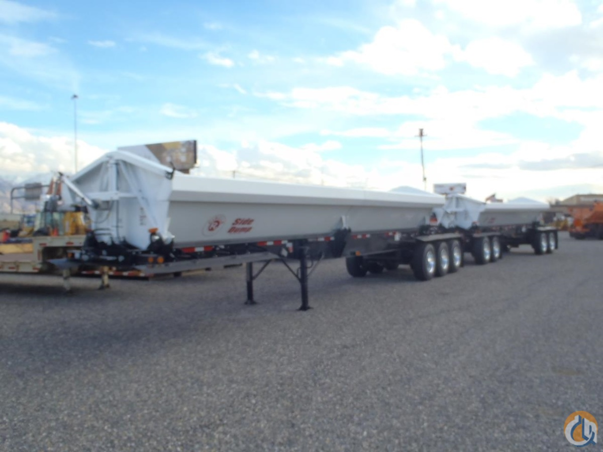 2017 CIRCLE R CR423AR-3424 Trailers CIRCLE R CR423AR-3424 Equipment Sales Inc. 18243 on CraneNetwork.com