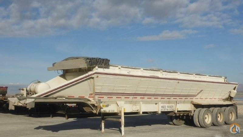1997 RED RIVER FL80 Trailers RED RIVER FL80 Equipment Sales Inc. 18258 on CraneNetwork.com