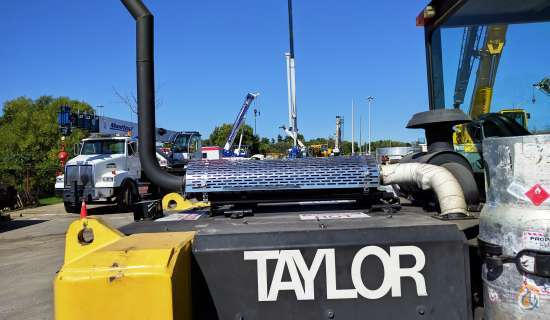 2004 Taylor THC500L Mast TAYLOR THC500L Cropac Equipment Inc. 16329 on CraneNetwork.com