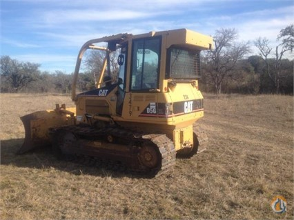2007 Caterpillar D5G XL Crawler CATERPILLAR D5G XL Big D Heavy Equipment 110 on CraneNetwork.com