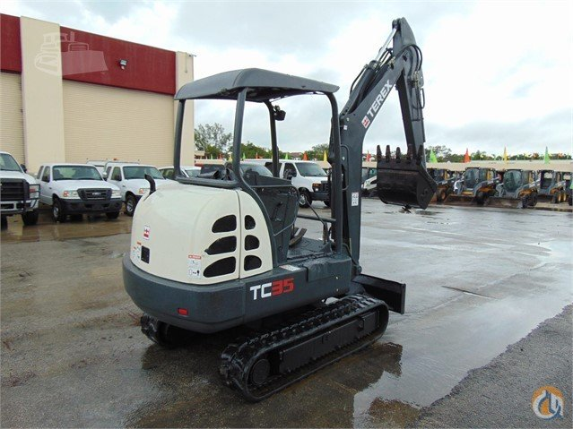 2014 TEREX TC35 Mini TEREX TC35 Budget Equipment 22118 on CraneNetworkcom