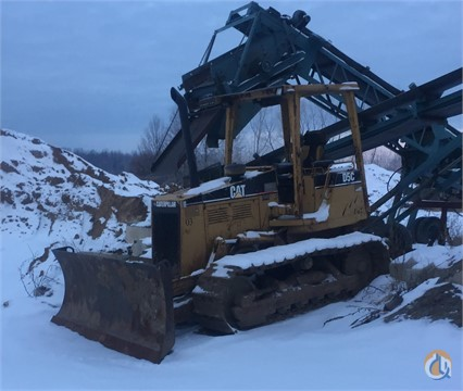 1995 Caterpillar D5C Crawler CATERPILLAR D5C Big D Heavy Equipment 231 on CraneNetwork.com