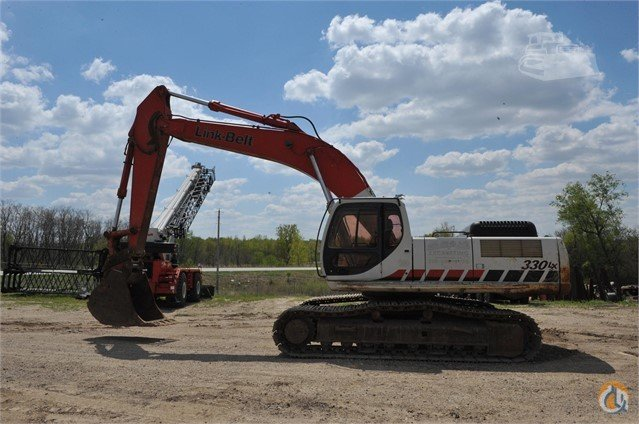 2004 LINK-BELT 330 LX Crawler LINK-BELT 330 LX Rexco Equipment Inc 21981 on CraneNetwork.com