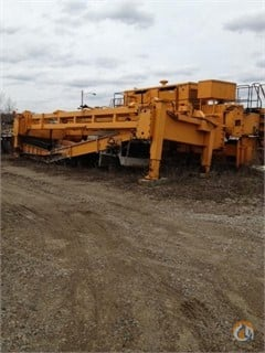 1992 CMI PS450 Asphalt  Pavers  Concrete Equipment CMI PS450 Big D Heavy Equipment 238 on CraneNetworkcom