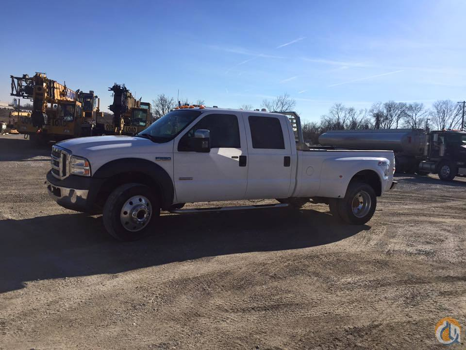 2005 F-550 Powerstroke 6.0 crew cab  Cars  SUV  Trucks  Vans FORD F-550 Sparks Contractors 20186 on CraneNetwork.com