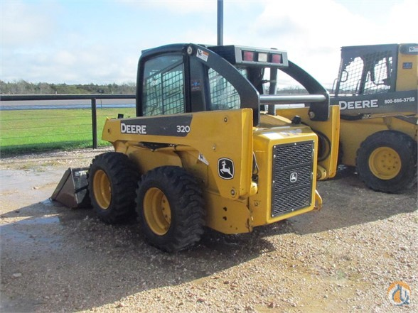 2006 DEERE 320 SS20664 Wheel DEERE 320 Lambert International LP 21653 on CraneNetwork.com