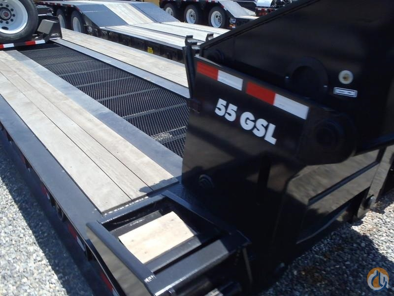 2015 EAGER BEAVER 55GSL3 Trailers EAGER BEAVER 55GSL3 Equipment Sales Inc. 18255 on CraneNetwork.com