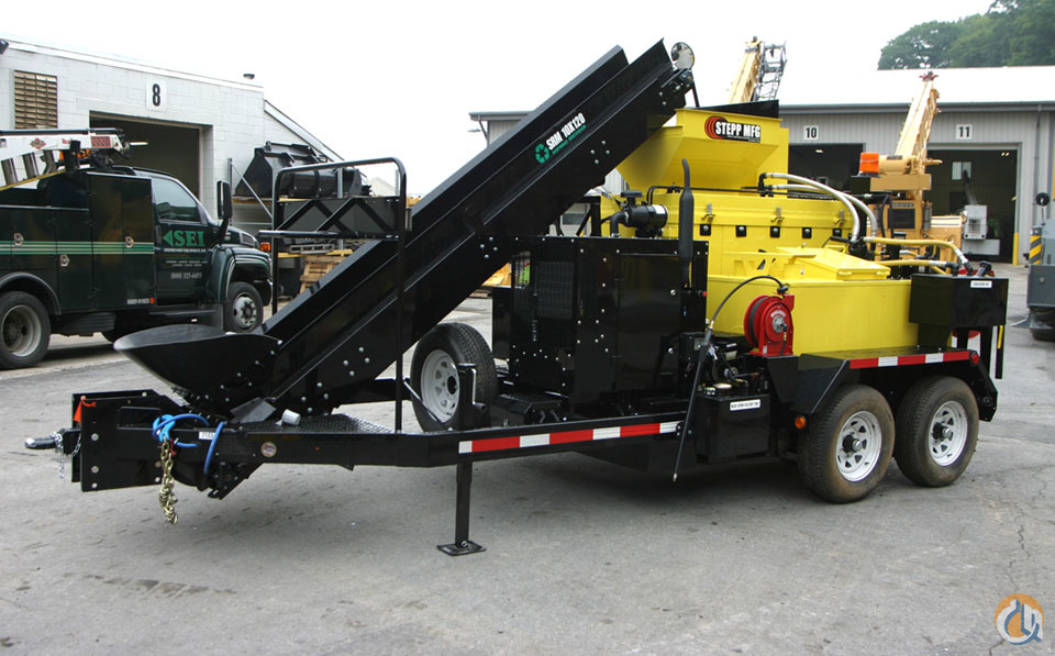 2014 STEPP SRM10-120 Asphalt  Pavers  Concrete Equipment STEPP SRM10-120 Stephenson Equipment Inc. 341 on CraneNetwork.com