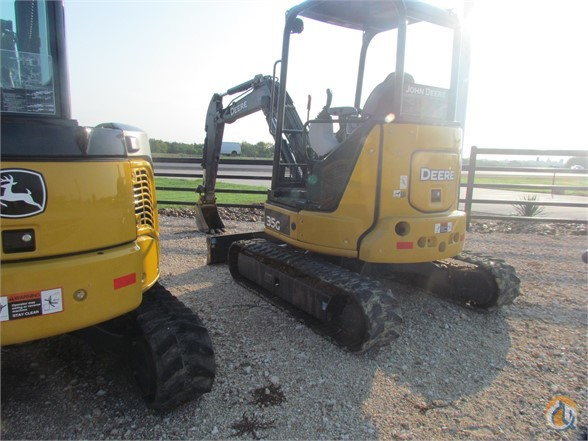 2013 DEERE 35G E70437 Mini DEERE 35G Lambert International LP 21645 on CraneNetwork.com