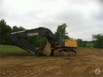 2006 Deere 850D LC Crawler DEERE 850D LC Big D Heavy Equipment 128 on CraneNetwork.com