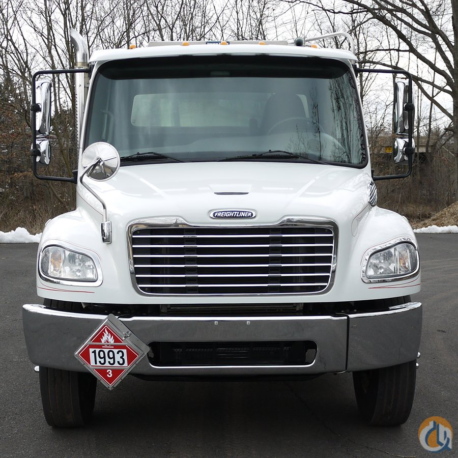 8883 - 2014 FREIGHTLINER M2-106 2013 TRANS-TECH ALUMINUM FUEL TANK 2800 GAL Tank Trucks  Trailers FREIGHTLINER BUSINESS CLASS M2 106 Opdyke Inc 20324 on CraneNetworkcom