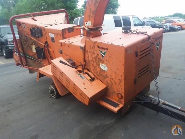 2010 VERMEER BC1000XL Wood Chipper VERMEER BC1000XL Custom