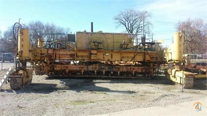 1993 CMI SF450B Asphalt  Pavers  Concrete Equipment CMI SF450B Big D Heavy Equipment 254 on CraneNetwork.com