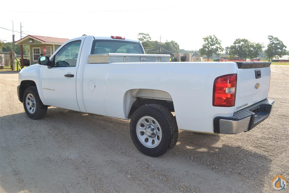 2008 CHEVROLET SILVERADO 1500 Cars  SUV  Trucks  Vans CHEVROLET Silverado 1500 Henderson Auctions 23731 on CraneNetwork.com