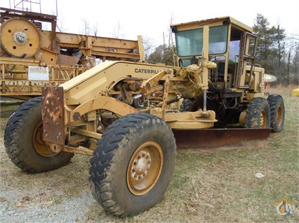 1981 Caterpillar 140G Motor Graders CATERPILLAR 140G Big D Heavy Equipment 351 on CraneNetwork.com