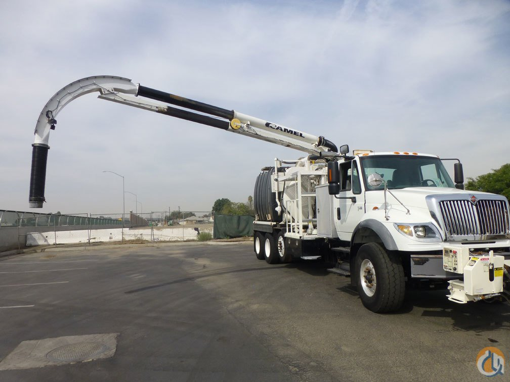 2007 International 7600 Camel 200 Ejector Hydro Excavator Vacuum Truck Vacuum Truck  Trailers INTERNATIONAL 7600 Big Truck amp Equipment Sales LLC 21974 on CraneNetwork.com