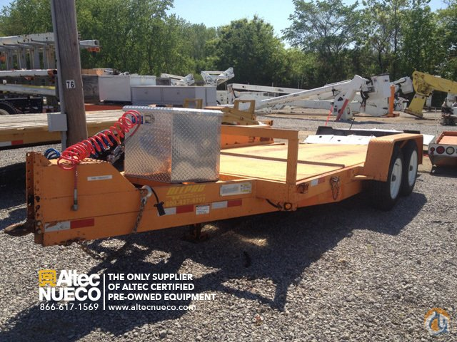 2012 Trailer Trailers OTHER Other Altec Equipment 18263 on CraneNetwork.com
