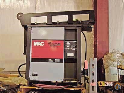 MAC BATTERY CHARGER Other  MAC BATTERY CHARGER Empire Crane Co. LLC 26258 on CraneNetwork.com