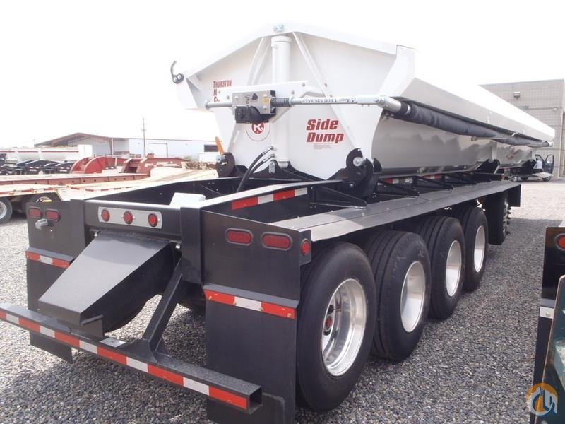 2017 Circle R CR4445-3726 Trailers CIRCLE R CR4445-3726 Equipment Sales Inc. 18238 on CraneNetwork.com