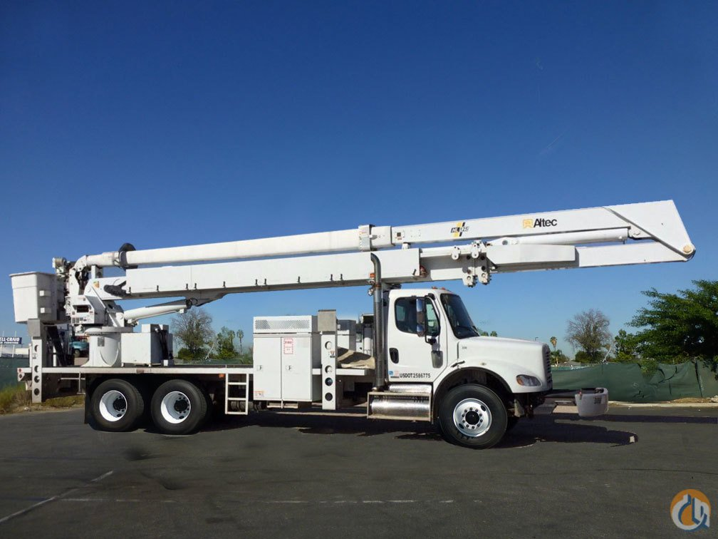 2009 Freightliner M2 112 Altec HL125 130 Bucket Truck Bucket ALTEC HL125 Big Truck amp Equipment Sales LLC 19353 on CraneNetworkcom