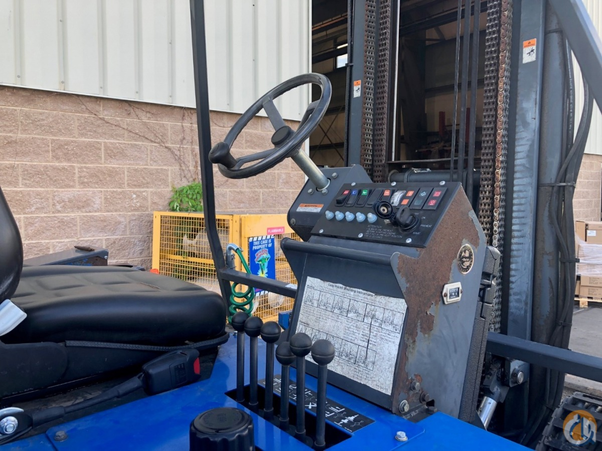 2004 Princeton PBX Forklifts PRINCETON PBX CraneWorks Inc. 30656 on CraneNetwork.com