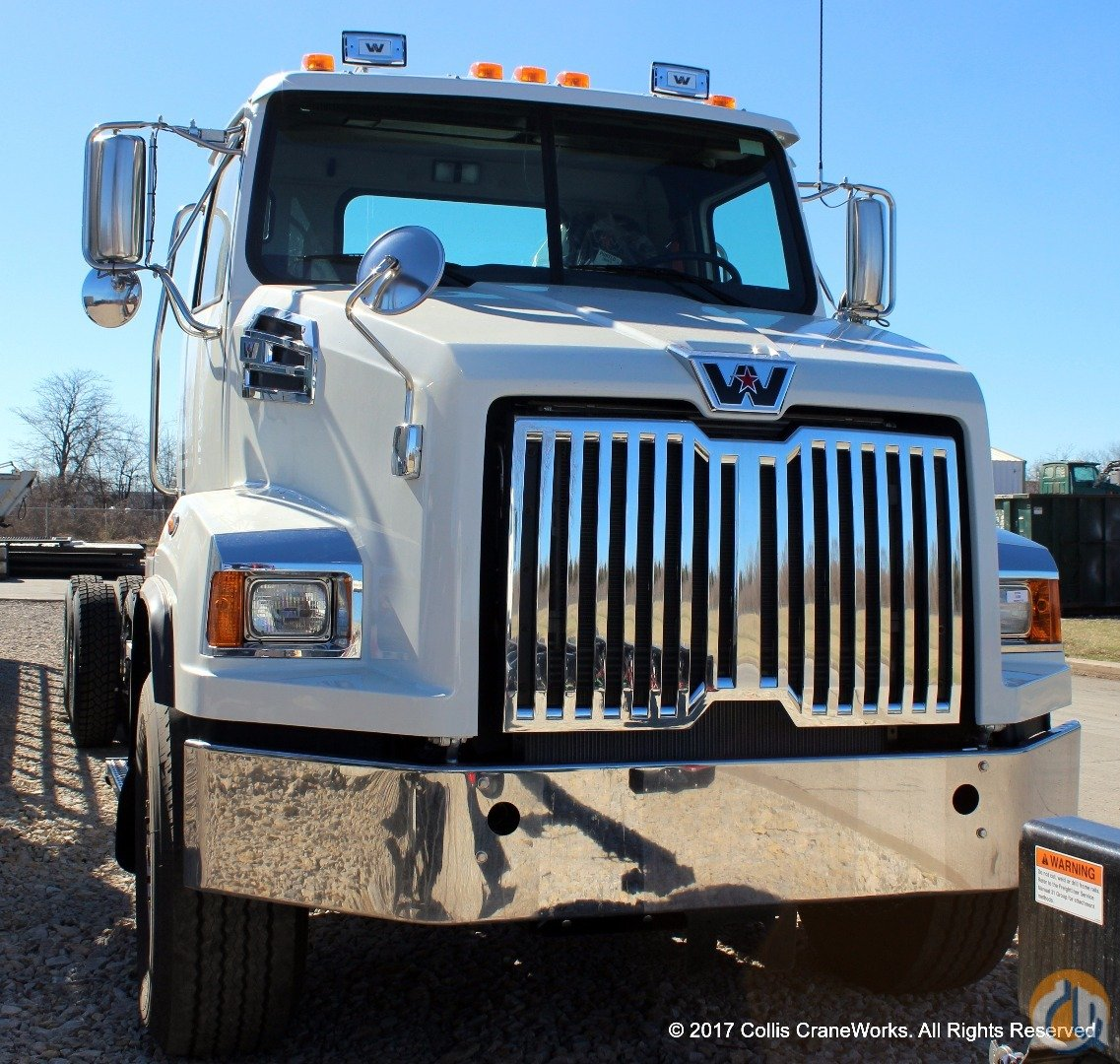 2018 Western Star 4700SB Chassis Cab  Chassis Trucks WESTERN STAR 4700SB CraneWorks Inc. 21629 on CraneNetwork.com