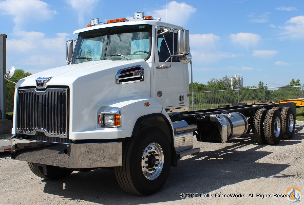 New 2018 Western Star 4700SB chassis Cab  Chassis Trucks WESTERN STAR 4700SB CraneWorks Inc. 23818 on CraneNetwork.com