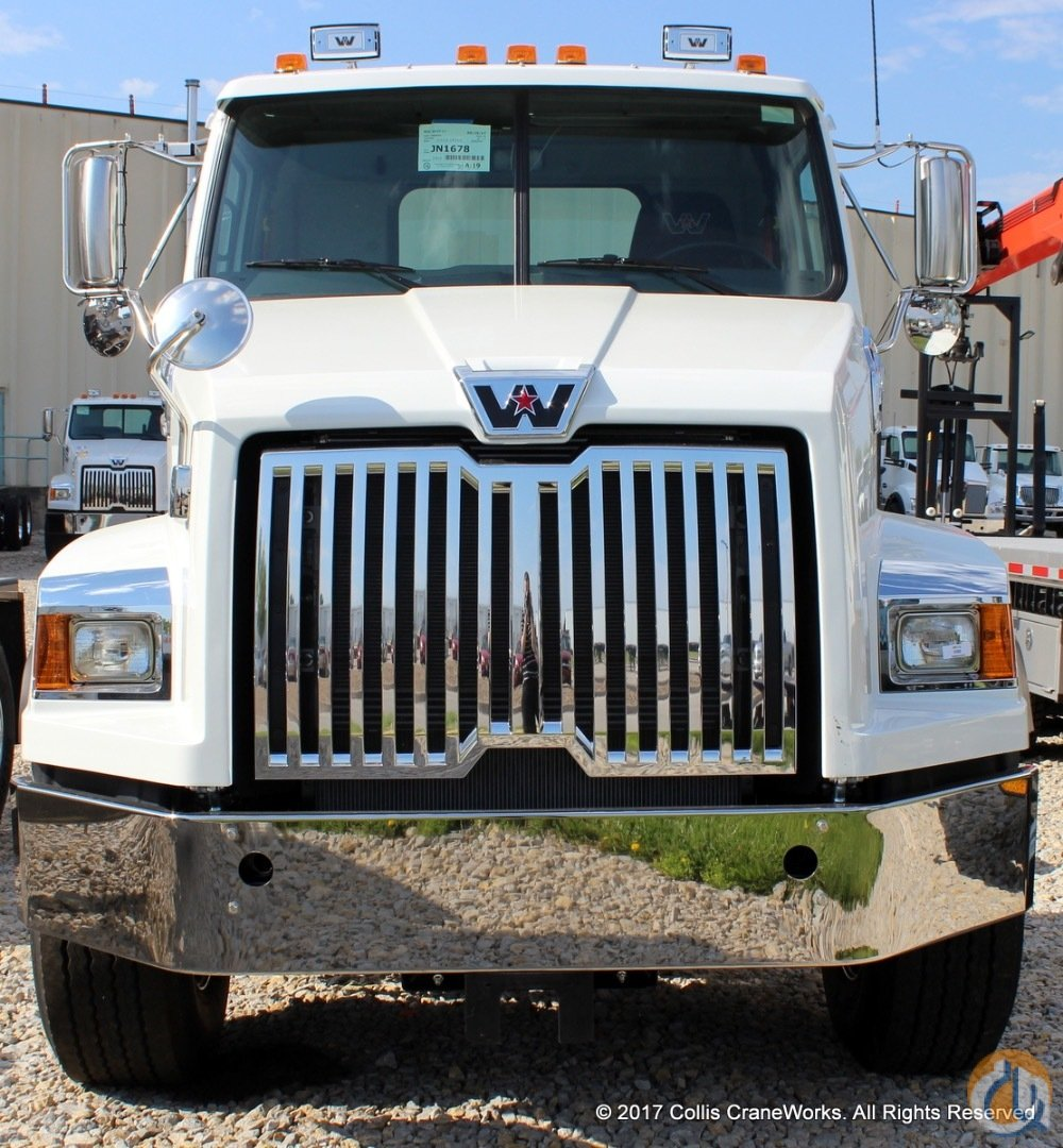 New 2018 Western Star 4700SB chassis Cab  Chassis Trucks WESTERN STAR 4700SB CraneWorks Inc. 23822 on CraneNetwork.com
