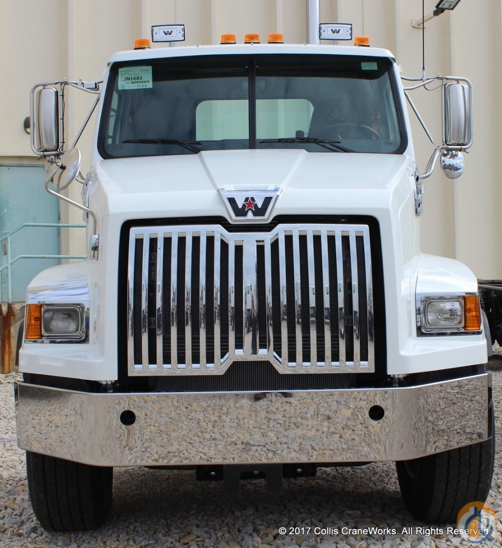 New 2018 Western Star 4700SB chassis Cab  Chassis Trucks WESTERN STAR 4700SB CraneWorks Inc. 23825 on CraneNetwork.com