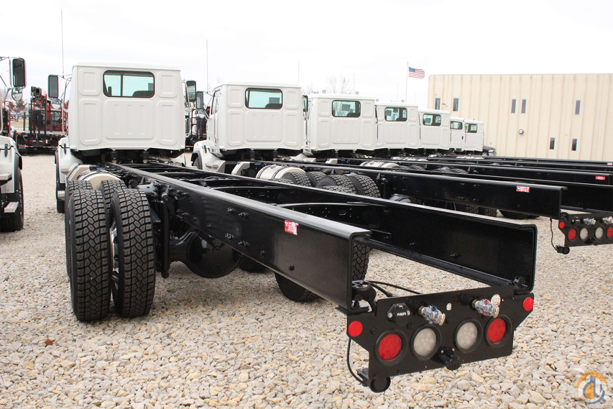 New 2018 Western Star 4700SB chassis Cab  Chassis Trucks WESTERN STAR 4700SB CraneWorks Inc. 23827 on CraneNetwork.com