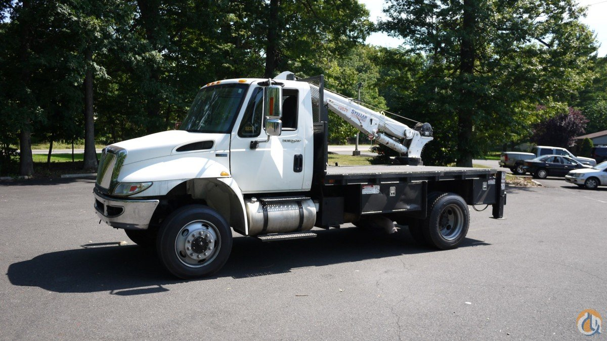 8835 - 2012 INTERNATIONAL 4300 4X4 STELLAR 10921 SERVICE CRANE MECHANICS TRUCK Service  Utility Trucks INTERNATIONAL 4300 Opdyke Inc. 14783 on CraneNetwork.com