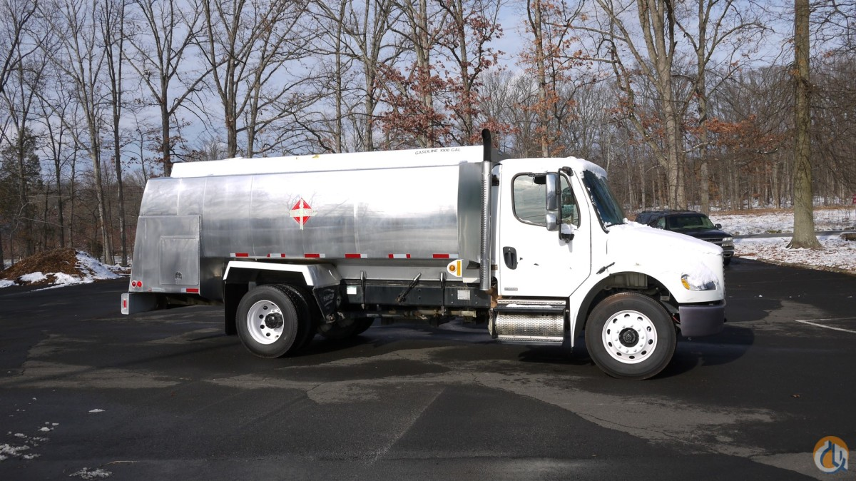 8838 - 2008 FREIGHTLINER M2-106 2007 TRANSTECH ALUMINUM FUEL TANK 2800 GAL Tank Trucks  Trailers FREIGHTLINER M2 106 Opdyke Inc 15358 on CraneNetworkcom