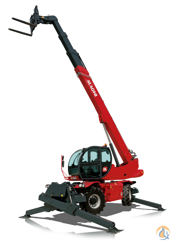 Magni RTH 6.24S Telescopic MAGNI 2016 Magni RTH 6.24S Empire Crane Co. LLC 718 on CraneNetwork.com