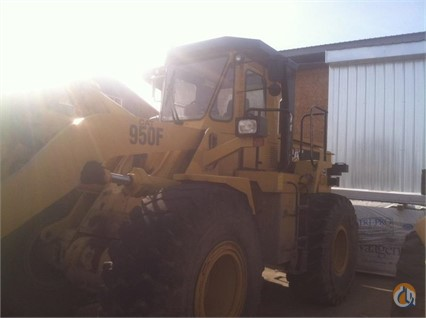 1993 Caterpillar 950F II Wheel Loaders CATERPILLAR 950F II Big D Heavy Equipment 112 on CraneNetworkcom