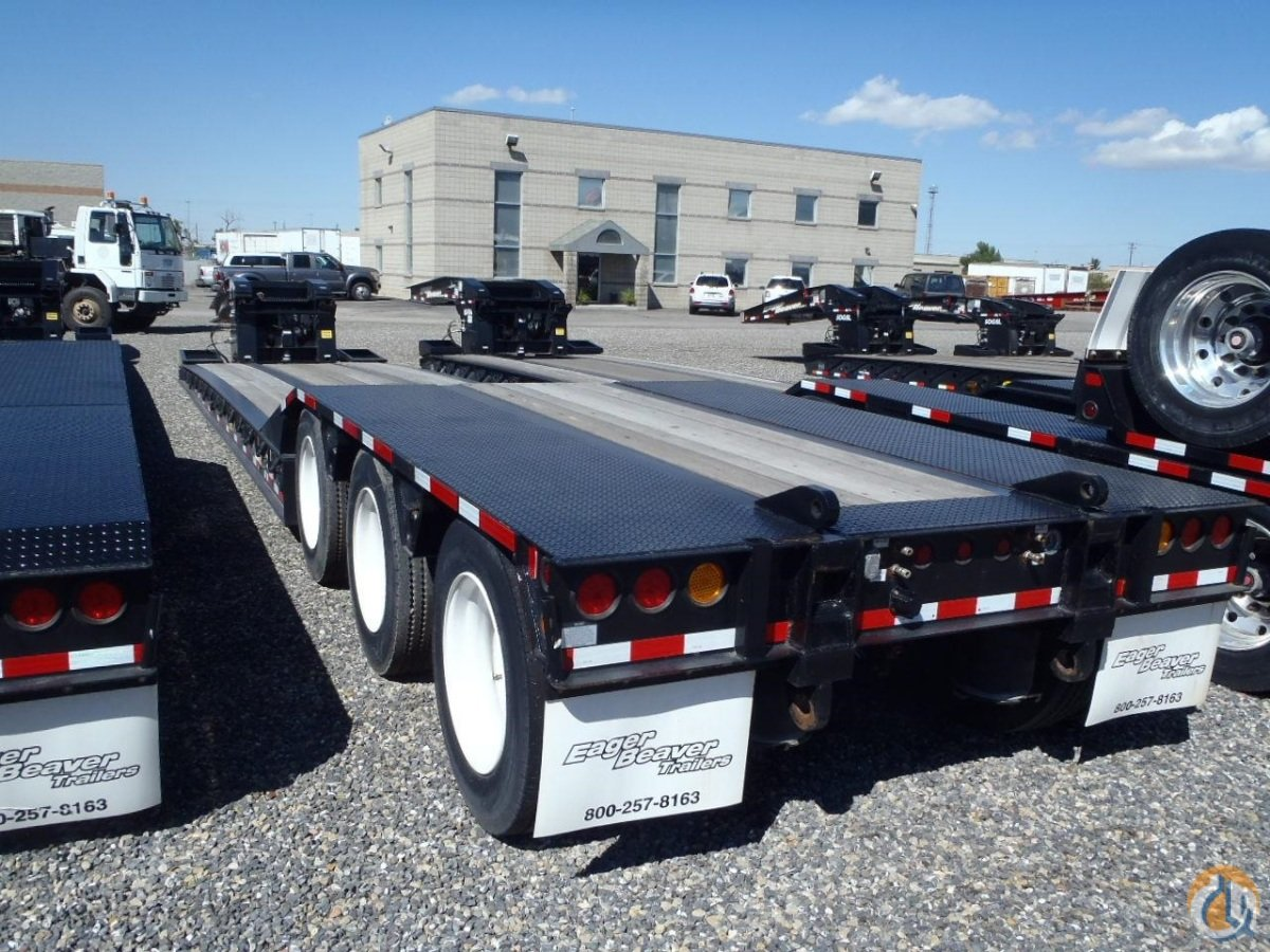 2014 EAGER BEAVER 55GSL-PT Trailers EAGER BEAVER 55GSL-PT Equipment Sales Inc. 18235 on CraneNetwork.com