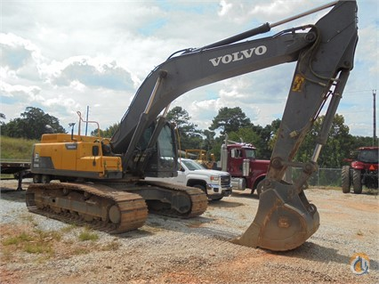 2014 Volvo EC300DL Crawler VOLVO EC300DL Big D Heavy Equipment 182 on CraneNetwork.com