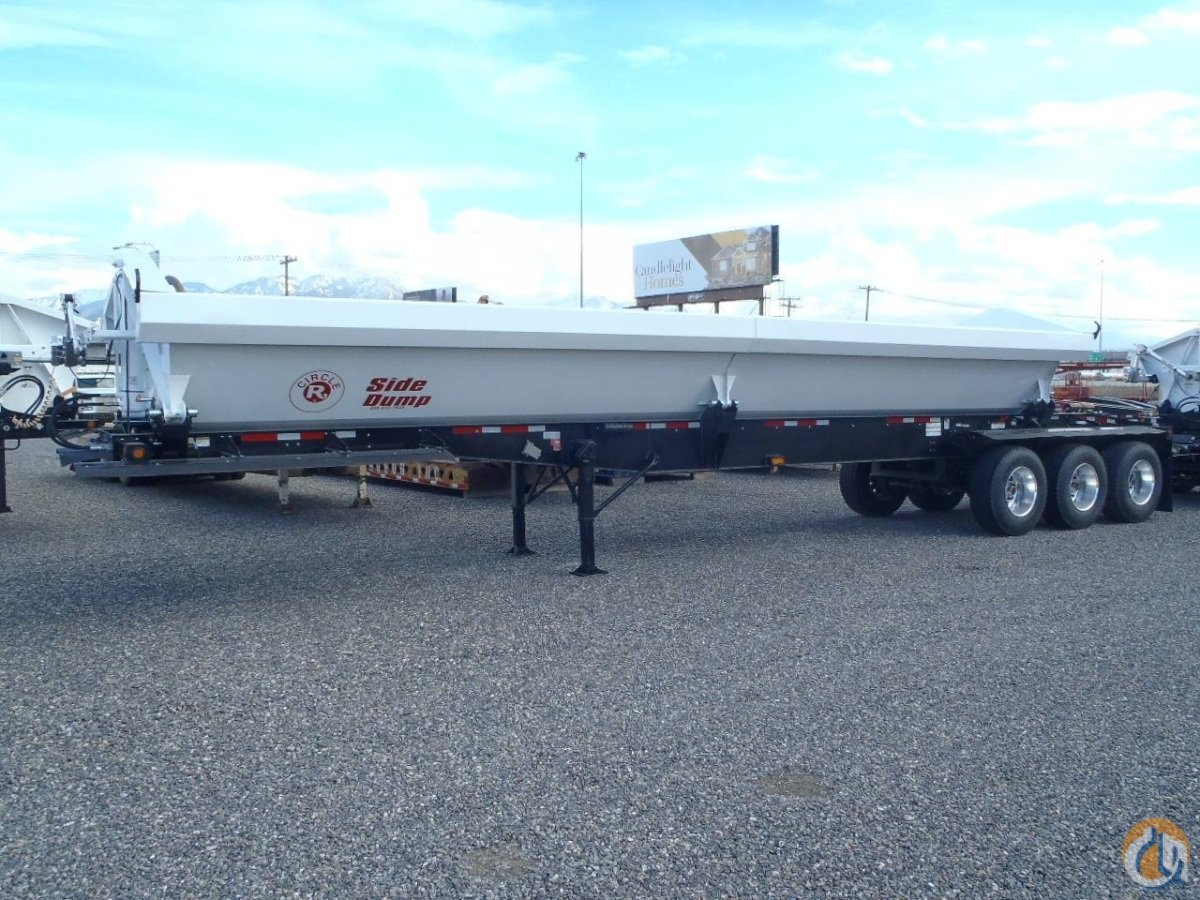 2017 Circle R CR423AR-3424 Trailers CIRCLE R CR423AR-3424 Equipment Sales Inc. 18256 on CraneNetwork.com