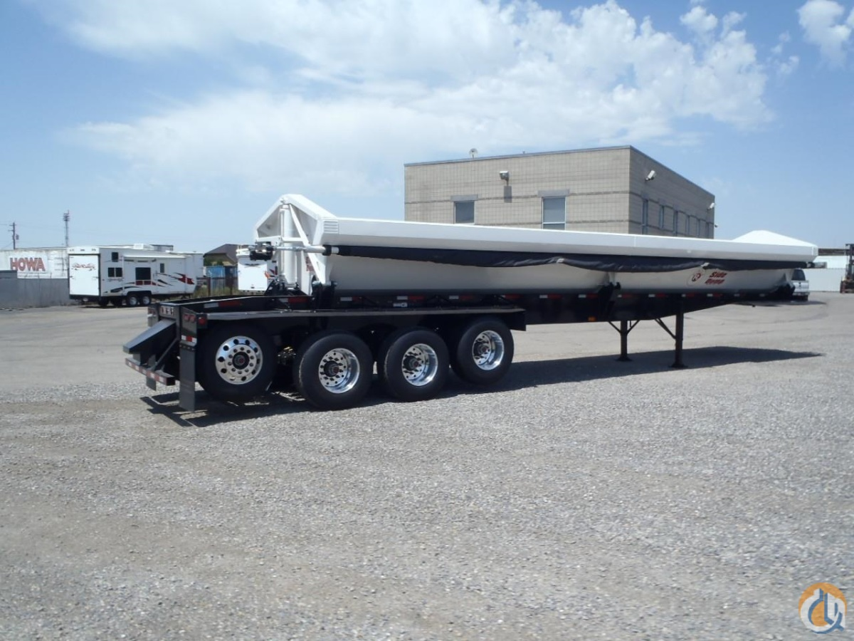 2017 Circle R CR444-3726 Trailers CIRCLE R CR444-3726 Equipment Sales Inc. 18252 on CraneNetwork.com