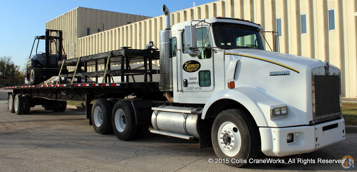 New 2016 Transcraft TL-2000 45 flatbed trailer Trailers TRANSCRAFT TL-2000 45 Flatbed CraneWorks Inc. 23875 on CraneNetwork.com