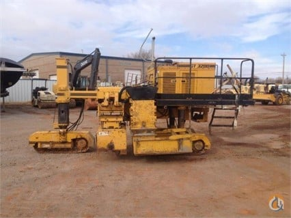 1998 Gomaco GT3200 Asphalt  Pavers  Concrete Equipment GOMACO GT3200 Big D Heavy Equipment 130 on CraneNetwork.com