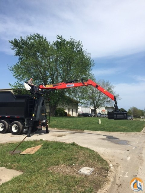 2016 Epsilon M13A80 Tree Service Grapples are Available Other PALFINGER EPSILON M13A80 Mynatt Truck amp Equipment 19013 on CraneNetwork.com