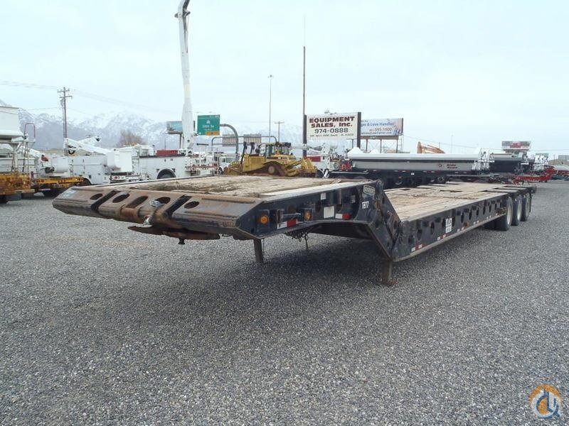 2000 Aspen FG50-3 Trailers ASPEN FG50-3 Equipment Sales Inc. 18250 on CraneNetwork.com