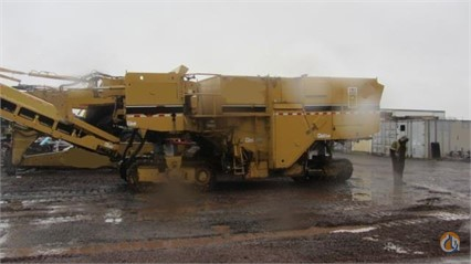 1997 CMI PR800-7 Asphalt  Pavers  Concrete Equipment CMI PR800-7 Big D Heavy Equipment 266 on CraneNetwork.com