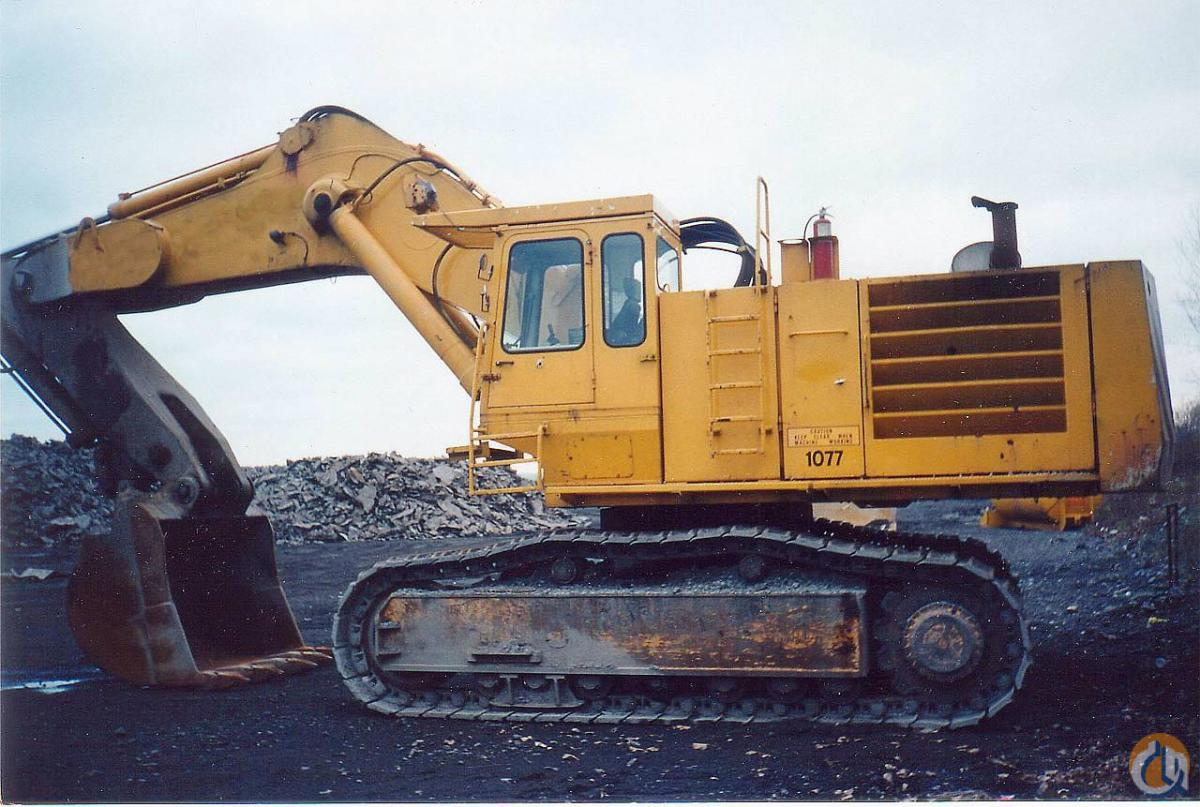1994 DEMAG H95 Crawler DEMAG H95 American State Equipment 22170 on CraneNetwork.com