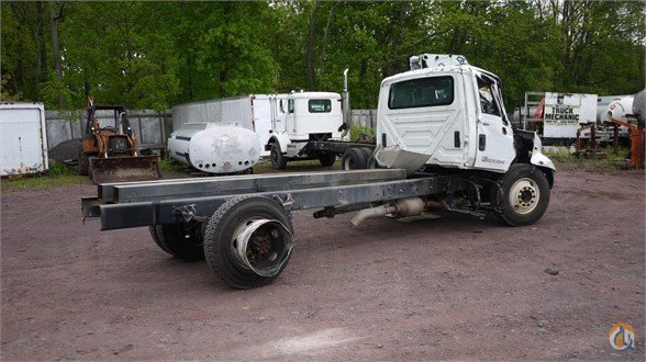 2012 INTERNATIONAL 4300 8766 Cab  Chassis Trucks INTERNATIONAL 4300 Opdyke Inc. 19307 on CraneNetwork.com