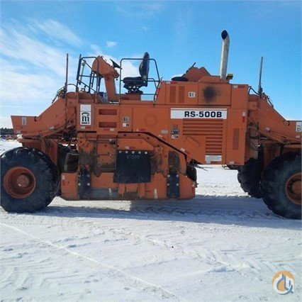 1993 CMI RS500B Asphalt  Pavers  Concrete Equipment CMI RS500B Big D Heavy Equipment 281 on CraneNetwork.com