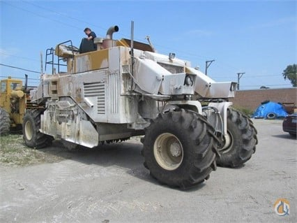 1999 CMI RS500B Asphalt  Pavers  Concrete Equipment CMI RS500B Big D Heavy Equipment 176 on CraneNetworkcom